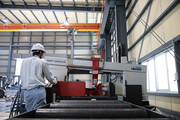 金属製品の製造